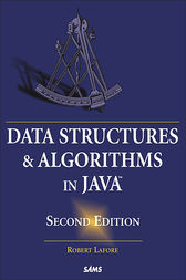 Data Structures and Algorithms in Java by Robert Lafore