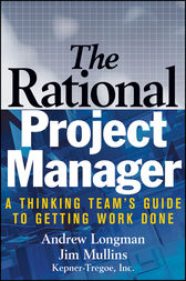 The Rational Project Manager by A. Longman