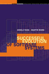 Successful Evolution of Software Systems by Hongji Yang