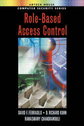 Role-Based Access Control by David Ferraiolo
