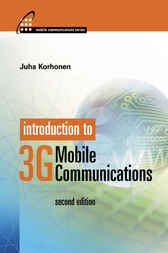 Introduction to 3G Mobile Communications by Juha Korhonen