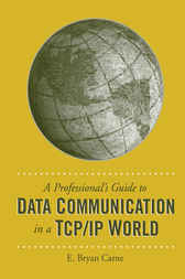 A Professional's Guide to Data Communication in a TCP/IP World by Bryan Carne