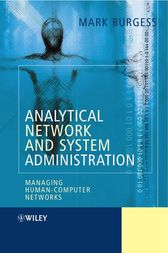 Analytical Network and System Administration by Mark Burgess