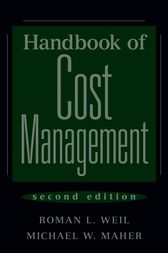 Handbook of Cost Management by Roman L. Weil