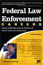 Federal Law Enforcement Careers, 2E by Thomas H. Ackerman