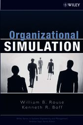 Organizational Simulation by William B. Rouse