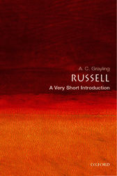 Russell: A Very Short Introduction by A. C. Grayling