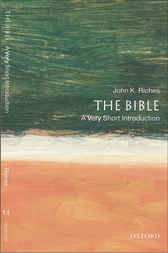 The Bible: A Very Short Introduction by John Riches