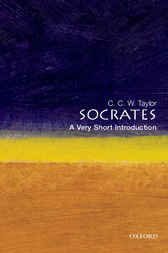 Socrates: A Very Short Introduction by Christopher Taylor