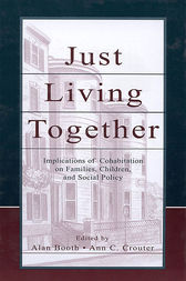 Just Living Together by Alan Booth