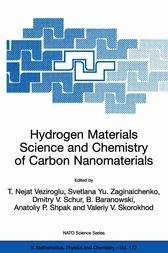 Hydrogen Materials Science and Chemistry of Carbon Nanomaterials by T. Nejat Veziroglu