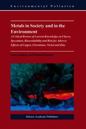 Metals in Society and in the Environment by Lars Landner