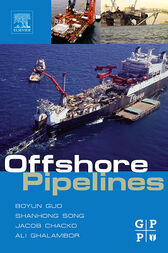 Offshore Pipelines by PhD Tian Ran Lin