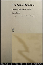 The Age of Chance by Gerda Reith