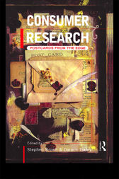 Consumer Research by Stephen Brown