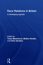 Race Relations in Britain by Tessa Blackstone