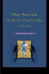 The Person in Social Psychology by Vivien Burr