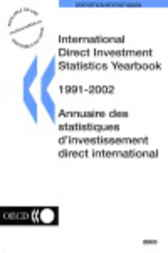 International Direct Investment Statistics Yearbook by Organisation for Economic Co-operation and Development