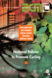 Implementing Sustainable Urban Travel Policies: Moving Ahead by Organisation for Economic Co-operation and Development