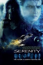 Serenity by Keith R. A. DeCandido
