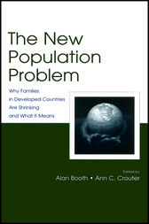 The New Population Problem by Alan Booth