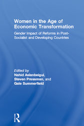 Women in the Age of Economic Transformation by Nahid Aslanbeigui