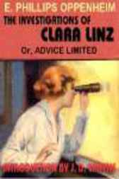 Advice Limited - The Mystery Classic by Or Linz