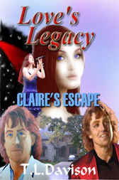 Claire's Escape by T. L. Davidson