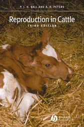 Reproduction in Cattle by Peter J. H. Ball