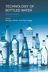 Technology of Bottled Water by Dorothy A. G. Senior