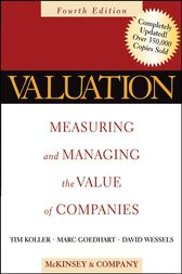Valuation, CafeScribe by McKinsey & Company Inc.;  Tim Koller;  Marc Goedhart;  David Wessels