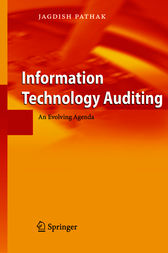 Information Technology Auditing by Jagdish Pathak
