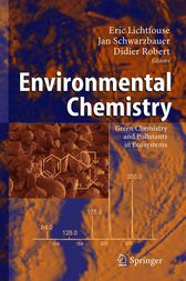 Environmental Chemistry by Eric Lichtfouse