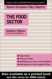 The Food Sector by Stephen Fallows