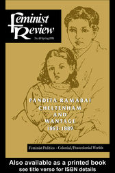 Feminist Review by Feminist Review Collective
