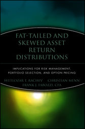Fat-Tailed and Skewed Asset Return Distributions by Svetlozar T. Rachev