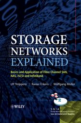 Storage Networks Explained by Ulf Troppens