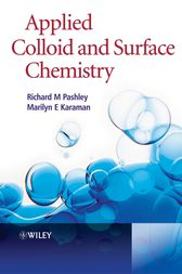 Applied Colloid and Surface Chemistry by Richard Pashley