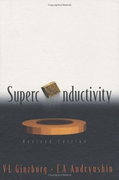 SUPERCONDUCTIVITY by V. L. Ginzburg