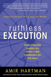 Ruthless Execution by Amir Hartman