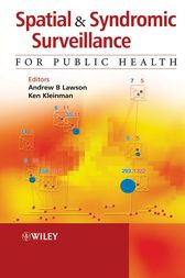 Spatial and Syndromic Surveillance for Public Health by Andrew B. Lawson