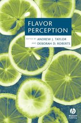 Flavor Perception by Andrew J. Taylor