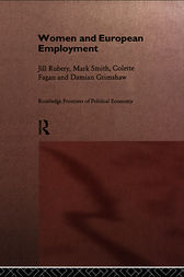 Women and European Employment by Colette Fagan