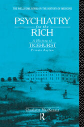Psychiatry for the Rich by Charlotte MacKenzie