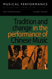 Tradition & Change Performance by Tsao Penyeh