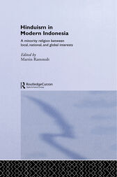 Hinduism in Modern Indonesia by Martin Ramstedt