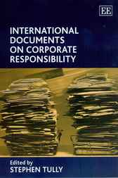 International Documents on Corporate Responsibility by S. Tully
