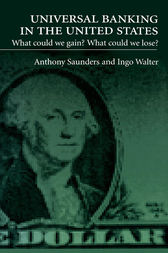 Universal Banking in the United States by Anthony Saunders