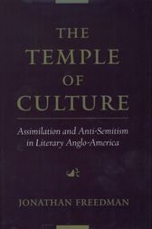 The Temple of Culture by Jonathan Freedman