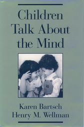 Children Talk About the Mind by Karen Bartsch